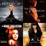 Soundtrack Adventures #147 with the music to the films of PHILLIP NOYCE @ Radio ZuSa 2014-10-05