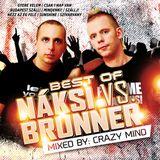Best Of Náksi vs. Brunner mixed by Crazy Mind (2016)