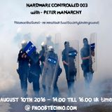 HardwareControlled 003 Peter Manarchy - Ft. Mr Meatball