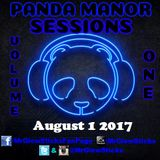 Panda Manor Sessions Volume 1 (August 1 2017) [As Seen on Facebook Live]