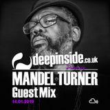 MANDEL TURNER is on DEEPINSIDE #02