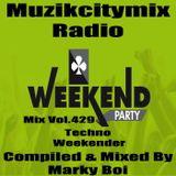 Marky Boi - Muzikcitymix Radio Mix Vol.429
