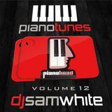 DJ SAM WHITE - PIANO TUNES - VOL 12 - FREE DOWNLOAD