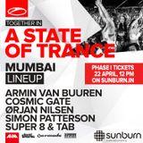 Super8 & Tab – Live @ A State Of Trance ASOT 700, Mumbai (India) – 06-JUN-2015
