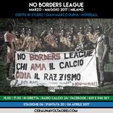 "STAGIONE 6. PUNTATA 20. ""NO BORDERS LEAGUE"", con Gian Marco Duina"