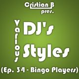Various DJ's - Various Styles (Ep. 034)