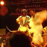 Live Madou Zon@Parc des Cropettes_Fête de la Musique 2013