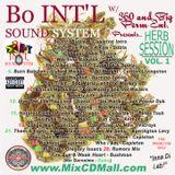 DJ 360 and Big Perm Presents, BO INTL - Herb Session Vol. 1