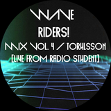 Torulsson — Wave Riders Vol.4 // Recorded LIVE @ Radio Študent 6.10.2016