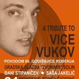 HR RADIO SPLIT - NEDJELJNI AKVAREL TRIBUTE TO VICE VUKOV SOLIN 24.07.2016.