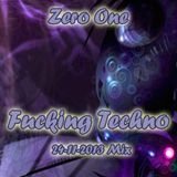 Rage Mixing by zero One 2013