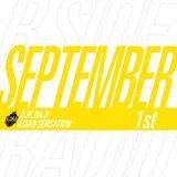 #BsideRadio Sep 1st Mixed by @DJKDAB