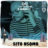 Sito Nsomo 25 Aniversario Metro  > house de princiìos de siglo >  4 junio 2016