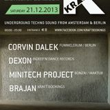 Minitech Project LIVE@Kraft, Sugar Factory Amsterdam Dec 2013