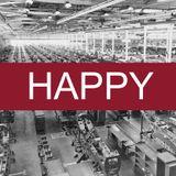 machine happy