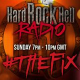 Hard Rock Hell Radio - The Fix! 18.09 - 18 Mar 18 - A music show for Rivets.