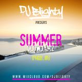 @DJBlighty - #SummerSlowjamz Part.01 (Chilled R&B, Hip Hop, Dancehall & Reggae)
