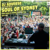 SOUL OF SYDNEY 334: DJ ADVERSE (Groove Dealers) at SOUL OF SYDNEY FUNK PICNIC at SYDNEY FESTIVAL