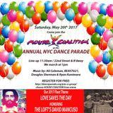 DJ Ali Coleman - House Coalition 'Dance Parade & Dance Fest 2017 Warm-Up Mix'