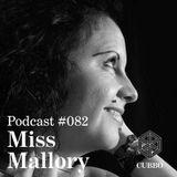 CUBBO Podcast #082: Miss Mallory (DE)