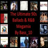 The Ultimate 90s Ballads & R&B Megamix (34 tracks)