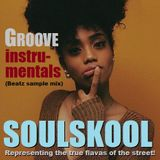GROOVE INSTRU-MENTALS (Beatz sample mix) features: Mtbrd, Vanilla, Flamingosis, Sundae Sauuce...