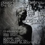 Deepness Radioshow by Pandorum – Domased Electronica Guest Mix [2016-05-17] on Cosmos Radio