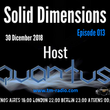 Quantus - Solid Dimensions 013 on TM Radio - 30-Dec-2018