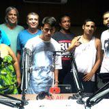 Rototom Rádio Reggae - Mc Marechal, Lamartine, Bruno BO e Cronistas da Rua - 01.12.12
