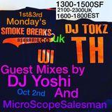 Aloha Smoke Breaks with DJ TOKZ   NSBRADIO.CO.UK 09/25/2017