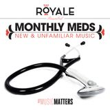 MONTHLY MEDS: February 2013 Prescription