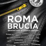 Federico Guglielmi Roma Brucia mercoledì 29 maggio 2019