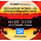 Miss Disk -DI.fm guest session October 2013