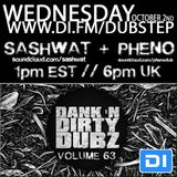 DJ Sashwat - Dank 'N' Dirty Dubz (Volume 63)