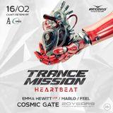 Rydex - Live @ Trancemission Heartbeat, SPB (Saint-Petersburg, Russia) (2019-02-16)