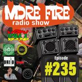 More Fire Radio Show #235 Week of Sept 29th 2019 with Crossfire from Unity Sound