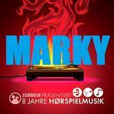 Marky @ 8 Jahre Hörspielmusik - Zentralmensa Kassel - 25.09.2004