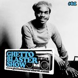GHETTOBLASTERSHOW #61 (may. 14/11)