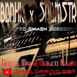 BDNHK x SNDMSTR - Electro Smash Sessions 2017 @ Diablo Radio [Free DL]
