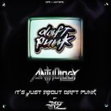 It's Just About Daft Punk By Thony Ritz