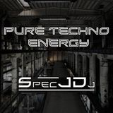 Radio LDN Presents - Spec J Dj - Minimal Electro Techno