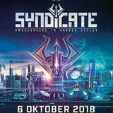 Angerfist @ Syndicate 2018