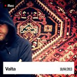 Valta - plays techno @ Follow Me Radio10.04.2013