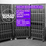 2013-02-06 - Barnt @ Boiler Room Berlin