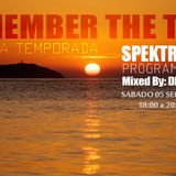REMEMBER THE TIME - Prog. 033 By Dr Spoky