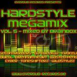 Hardstyle Megamix Vol. 5 (Mixed by Brainbox) (2017)