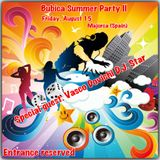 Bubica Summer Party II (open party) - DJ Star - 15.08.2014
