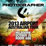 Snaz - LIVE @ Trancegression pres. Airport Tour (Melbourne) feat. Photographer (UKR) - 25 OCT 2013