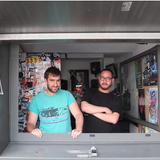 Antinote Records w/ Zlatan & D.K./45 ACP - 3rd July 2015