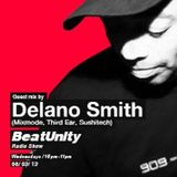 BeatUnity Radio show Guest mix by Delano Smith Dinamo.Fm Istanbul